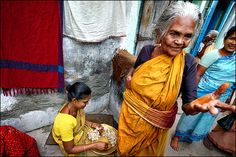 Madurai - Between women
