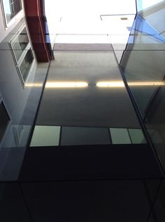 the really small fix point on the reflect celling