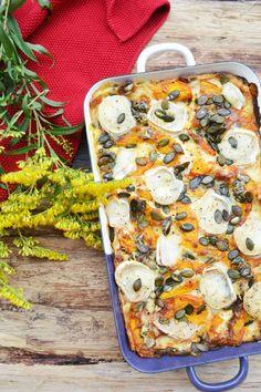 Vegetable Recipes, Vegetarian Recipes, Cooking Recipes, Healthy Recipes, Quiches, Good Food, Yummy Food, Eat Smart, Fall Recipes
