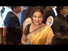 Vidya Balan along with husband at Swadesh Foundation fundraiser event.