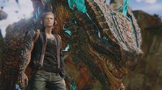 Scalebound : de la coop' et un énorme dragon pour l'E3 2016