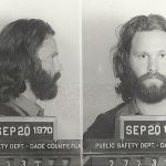 Did he or didn't he? The late Doors frontman Jim Morrison was charged with exposing himself before a stunned audience in Florida on March 1, 1969, though he vehemently denied the allegation. Bandmate Robby Krieger still says that no photographic evidences exists to prove it.