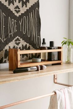 Peg And Awl Large Apothecary Caddy - Urban Outfitters