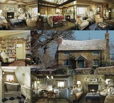 The Holiday Rosehill Cottage (my dream home)