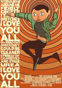 Frank Film Poster by SundayDogParade on Etsy Michael Fassbender, Music Film, Film Movie, I Love You Film, Frank Movie, Movie Poster Size, Pop Rock, Poster, Movies