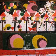 Danish artist Tal R