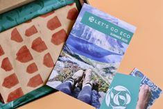 Let's Go Eco Review Summer 2020 - The ultimate eco-friendly, natural, sustainable and PLASTIC-FREE subscription box. Reusable Water Bottles, Best Subscription Boxes, Plastic Items, Cardboard Packaging, Free Subscriptions, Welcome Gifts, Bento Box, Letting Go, The Balm