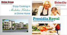 ‪#‎Divine‬ architects have provided all ingredients in modern style kitchen as residents can enjoy cooking to its fullest while staying protected against every kind of inconvenience.