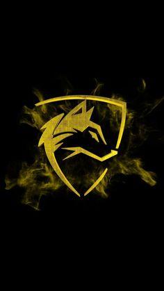 This pops, very standoutish! Logo D'art, Art Logo, Logo Design Inspiration, Icon Design, Game Logo Design, Esports Logo, Gaming Wallpapers, Picture Logo, Animal Logo