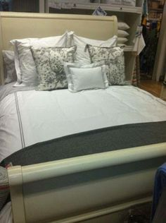 beautiful bed linens in southampton at hildreths home goods