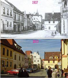 Přehled srovnávacích fotek: TŘEBOŇ (Jihočeský kraj) Czech Republic, Prague, Mansions, House Styles, City, Places, Bohemia, Fancy Houses, Cities