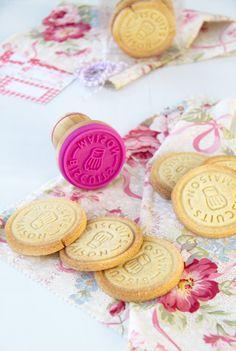 Cookie Stamp - Christmas Cookies - My Lovely Food