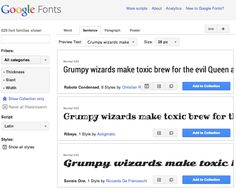 How To Make Your WordPress Site Good Lookin' With Google Fonts