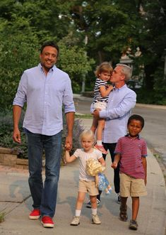"Here's the thing about gay men: ""Whoops!"" is typically not a word you'll hear in our family creation stories. Children don't come to us by way of a happy accident. Instead, most gay dads plan meticulously before starting families.  / The pages of FIND YOUR PATH: A Guide To Help Gay Men Become..."