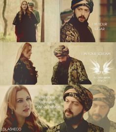 the enticing enmity of Hurrem and Ibrahim, an enmity first of its kind!!! Muhtesem Yuzyil, Magnificent Century