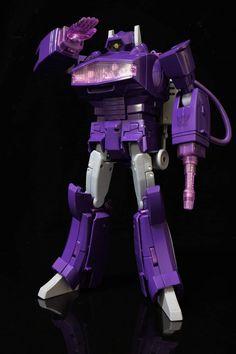 TAKARA TOMY Transformers Master Piece MP29 Shockwave 18CM Action Figure In Box