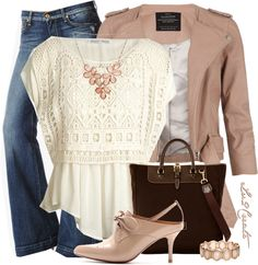 """""""Trouser Jeans 2"""" by lv2create on Polyvore"""