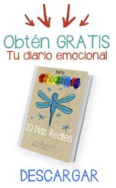 """Ya podéis descargar vuestro """"Diario Emocional"""" a modo de ejemplo para empezar con vuestro desarrollo emocional. GRACIAS! Un abrazo  http://www.nemociones.es/diario-emocional-20-dias-reales/"""