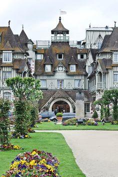 Barriere Hotel - Deauville, Normandie