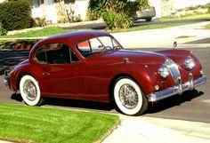 1957 Jaguar XK140