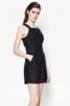 Paradise Satin Playsuit #london #shopping #fashion #retailer #gng