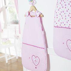 purfect sleeping bag, sleep bag, #nurserybedding, #bedebyesbedding, #nurseryinteriors, bed e byes purfect bedding, girls bedding, girls baby bedding