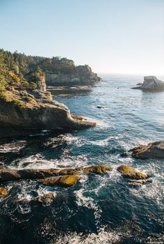 Cape Flattery, the most northwestern point in the US – sweetfineday