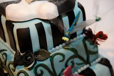 """funny blueberry cake on """"sweet table"""" for our guests Blueberry Wedding, Blueberry Cake, Sweet, Funny, Table, Desserts, Food, Tailgate Desserts, Deserts"""