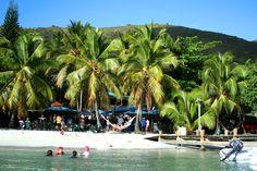 Foxy's Tamarind Bar and Restaurant. Great Harbour, Jost Van Dyke, British Virgin Islands - BVI