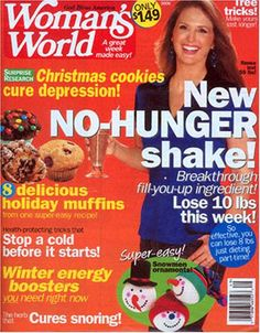 Woman's World Magazine - The Warmhearted Weekly Magazine - To get much and much more on home organization you need to have a Woman's World Magazine (Weekly). Woman's World magazine happens to be at the top in the whole world. It covers all the woman's needs such as cooking, fitness, decorating, health and fashion. When you look at the g...