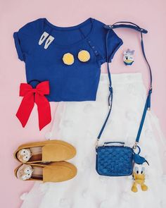 Friends Day, Mickey And Friends, Fandom Outfits, Disneybound, Longchamp, Donald Duck, Challenges, Entertainment, Tote Bag