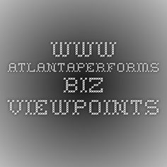www.atlantaperforms.biz-- viewpoints