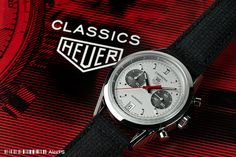 TAG Heuer Carrera 40th Anniversary Edition from 2004 #watches
