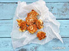 Szezámmagos-bundás csirkemáj - Receptek | Ízes Élet - Gasztronómia a mindennapokra