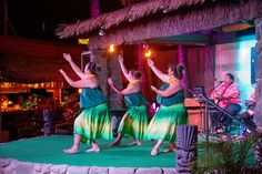 nightly hula entertainment at the Tiki terrace restaurant http://www.kbhmaui.com/dining/maui-hawaii-dining