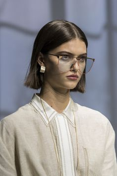 Makeup Trends, Beauty Trends, Fendi, Eyewear Trends, Jewelry Editorial, Stylish Sunglasses, Fashion Show, Milan Fashion, Spring Summer Trends