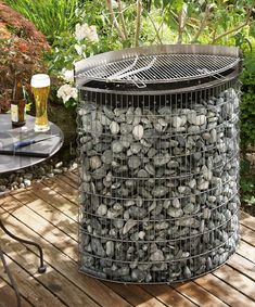 Extraordinary Authenticity in 41 Barbecue and Grill Design Ideas For Your Parties