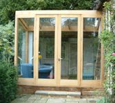 Small Conservatory to add onto the kitchen What Is A Conservatory, Conservatory Garden, Conservatory Extension, Sas Entree, Small Tiny House, Tiny Houses, Small Sunroom, Porche, Outdoor Spaces