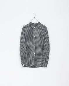 ZARA - WOMAN - CHECKED SHIRT