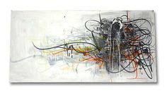 Urban Modern Persian Calligraphy by Tanha, via Flickr