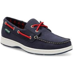 bb8050beb571 Eastland Solstice Women s Boat Shoes ( 60) ❤ liked on Polyvore featuring  shoes