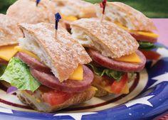 Picnic Sandwich Loaf - Johnsonville.com