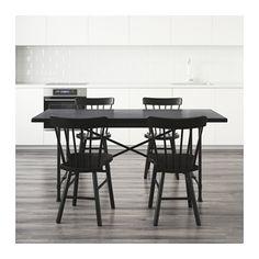 RYGGESTAD/KARPALUND / NORRARYD Pöytä + 4 tuolia  - IKEA