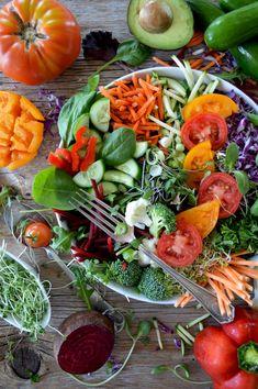 vegetable salad photo – Free Food Image on Unsplash