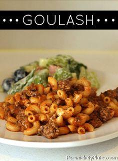 Goulash... Kinda, Sorta