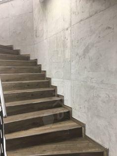 Treppe Und Wand In Mineralputz Place Space Pinterest Boden - Mineralputz auf fliesen