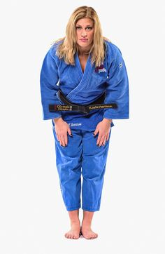 Kayla Harrison: Judo : Rio Olympics 2016: Portraits of Team USA athletes