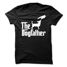 The DogFather Chihuahua - #polo shirt #gray sweater. GET => https://www.sunfrog.com/Pets/The-DogFather-Chihuahua.html?68278