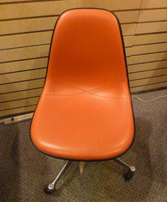 herman miller orange desk chair - Google Search