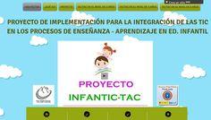 PROYECTO INFANTIC/TAC by olmedareina, via Flickr